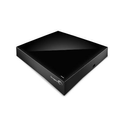 Seagate SAN: Personal Cloud 2-Bay 8 GB - Zwart