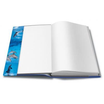 Herma tijdschrift/boek kaft: 20300 - Blauw