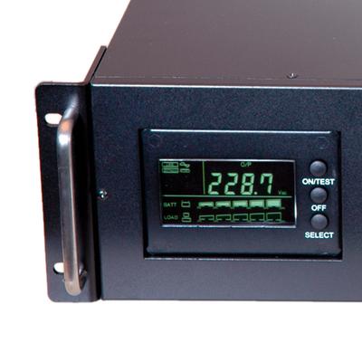 ROLINE LineSecure II 1500R UPS - Zwart