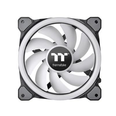 Thermaltake Riing Trio 12 LED RGB Radiator Fan TT Premium Edition Hardware koeling