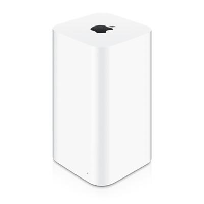 Apple externe harde schijf: Airport Time Capsule 802.11AC 2TB - Wit