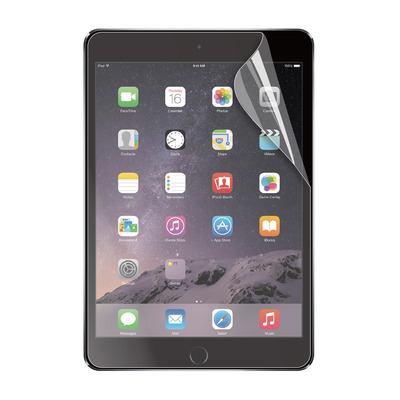 BeHello iPad Mini 4 Glossy Transparent Screen protector - Transparant