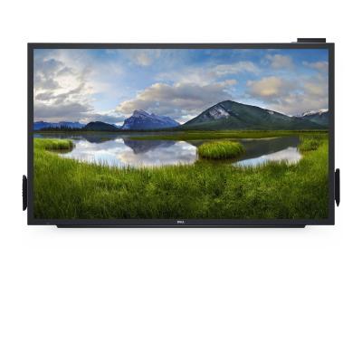 Dell touchscreen monitor: C5518QT - Zwart