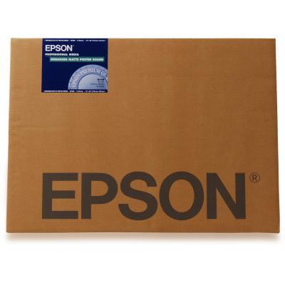 Epson grootformaat media: Enhanced Matte Posterboard, DIN A3+, 800g/m², 20 Sheets