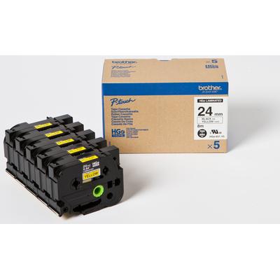 Brother HGe-651V5 Printerlint - Zwart