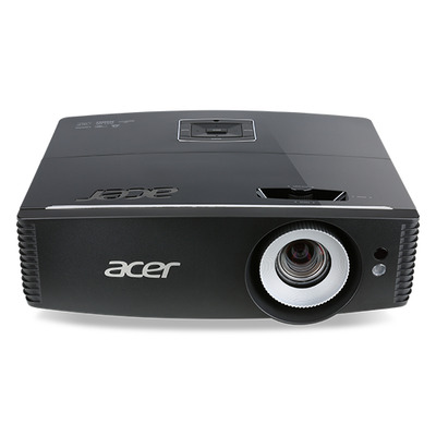Acer beamer: Large Venue P6200S - Zwart