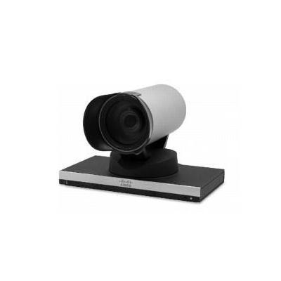 Cisco beveiligingscamera: TelePresence PrecisionHD Camera - 1080p 12x - Zwart, Grijs