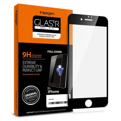 Spigen GLAS.tR Slim Screen protector - Transparant
