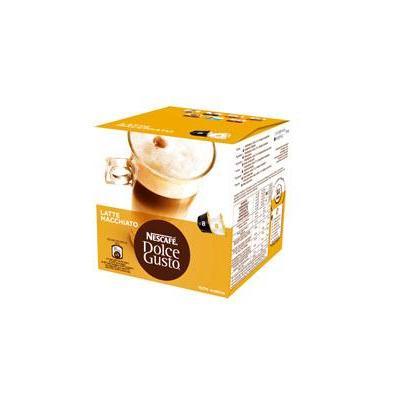 Nescafé koffie: Dolce Gusto Latte Macchiato