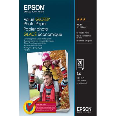 Epson Value Glossy Photo Paper Fotopapier