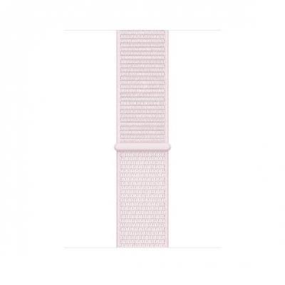 Apple : 42mm Pearl Pink Nike Sport Loop - Roze