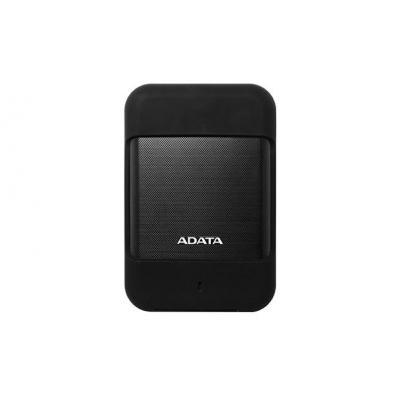 Adata externe harde schijf: 1TB, 88x133x22mm, 220g, USB 3.0, black - Zwart