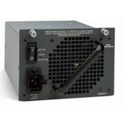 Cisco power supply unit: Catalyst 4500 - Zwart