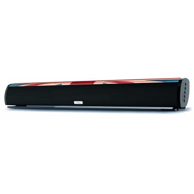 Bigben interactive soundbar speaker: Multimedia Bluetooth soundbar en speaker - Zwart, Blauw, Rood, Wit