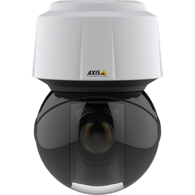 Axis Q6128-E Beveiligingscamera - Zwart, Wit
