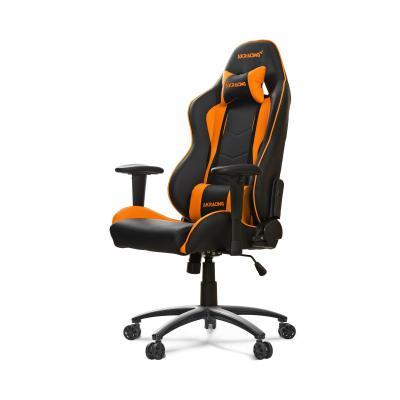 Akracing stoel: Nitro Gaming Chair Orange