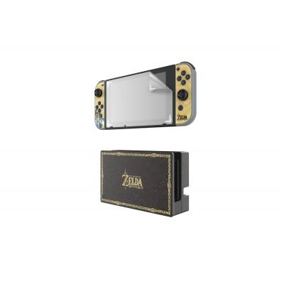 Pdp apparatuurtas: Zelda, Breath of the Wild Removable Skins  Nintendo Switch
