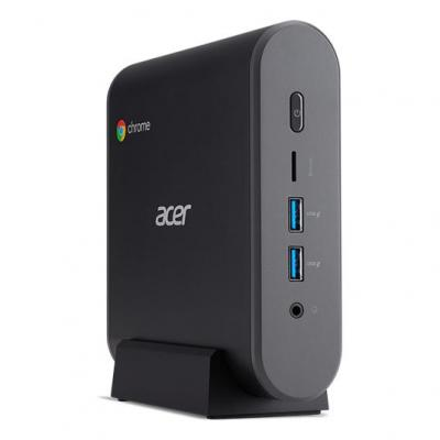 Acer pc: Chromebox CXI3 - Zwart