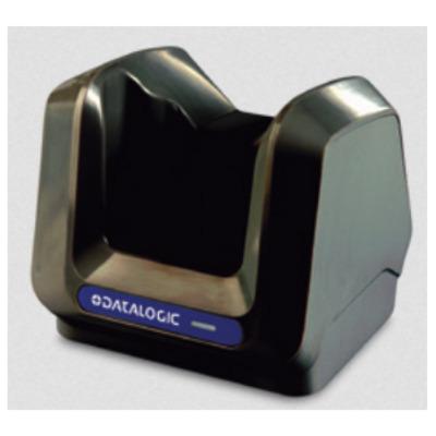 Datalogic Single Slot Dock Locking f / MEMOR 1 Houder - Zwart