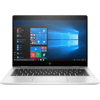 "HP EliteBook x360 830 G6 13,3"" Touch i5 8GB RAM 256GB SSD Laptop - Zilver"