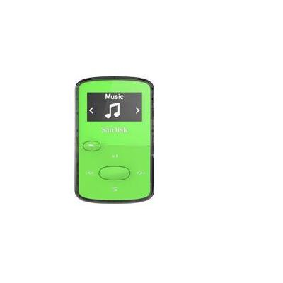 "Sandisk MP3 speler: 2.4384 cm (0.96 "") OLED 128 x 64, 8 GB, MP3, WMA (NO DRM), AAC, WAV, 18 h, Micro USB 2.0, Green - ....."