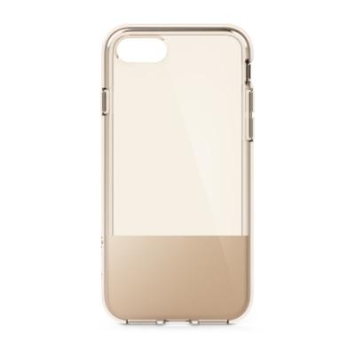 Belkin SheerForce Mobile phone case - Goud, Doorschijnend