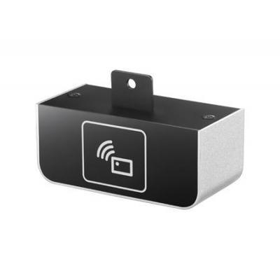 Advantech 13.56MHz, UTC, USB, 20 mm, 0 - 40° C RFID reader - Zwart