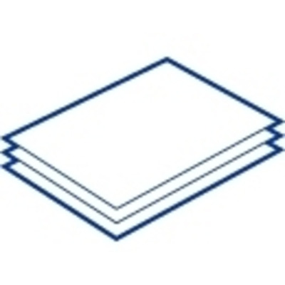 """Epson grootformaat media: Standard Proofing Paper, 17"""" x 50m, 205g/m²"""