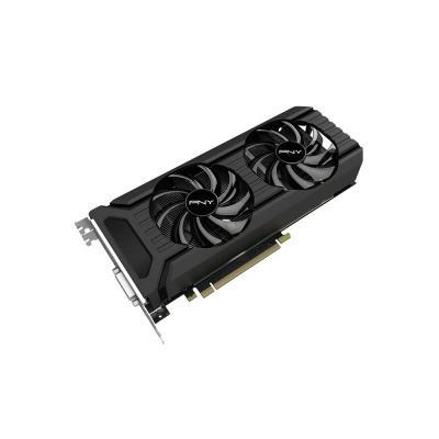 Pny videokaart: NVIDIA GeForce® GTX 1060, 3GB GDDR5, 1506MHz, 192bit, DVI, 3x DP, HDMI, PCI Express 3.0 16x