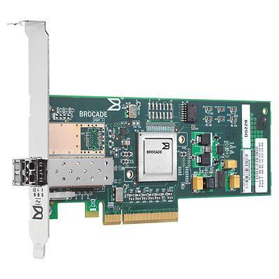 Hp interfaceadapter: Host Bus Adapter (HBA) board - 41B, 4Gb, 1-port, PCIe, Fibre Channel