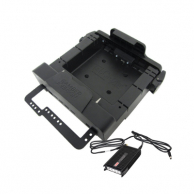 Gamber-Johnson 7170-0523 Mobile device dock station - Zwart