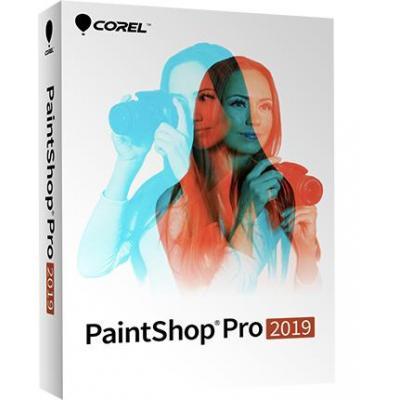Corel PaintShop Pro 2019 Grafische software