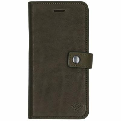 2 in 1 Wallet Case iPhone 6 / 6s - Groen / Green Mobile phone case