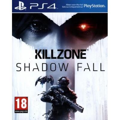 Sony game: Killzone: Shadow Fall, PS4