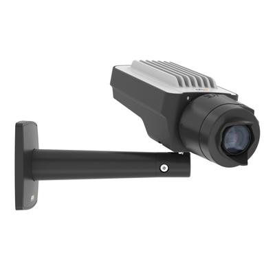 Axis Q1645 Beveiligingscamera - Zwart, Zilver