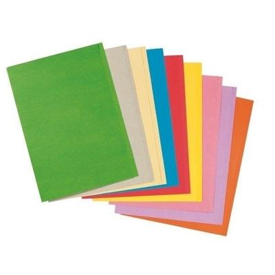 Esselte Cardboard Folder Blue 180 g/m2 Map - Blauw