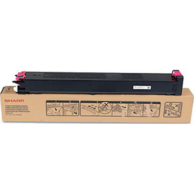 Sharp MX23GTMA Toner - Magenta