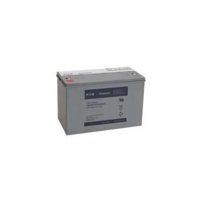 Eaton UPS batterij: Vervangende batterij voor UPS Evolution 650 rack 1U - Metallic
