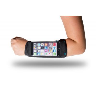 Azuri AZARMSLEEVEL-BLK mobile phone case