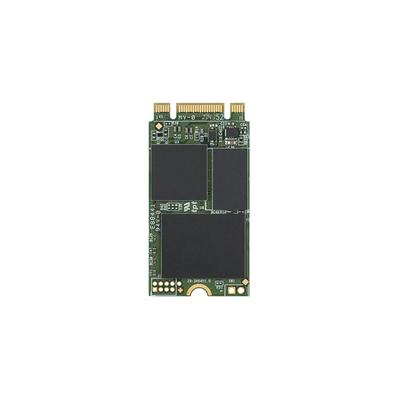 Transcend M.2 400S SSD - Zwart, Groen