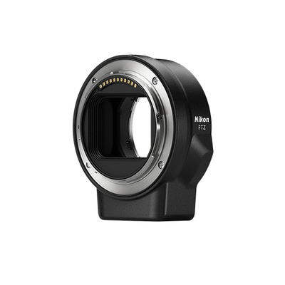 Nikon JMA901DB Lens adapter - Zwart