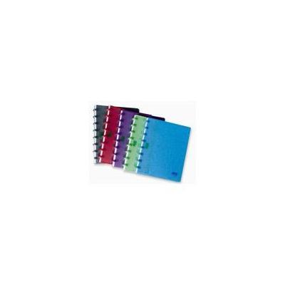 Adoc schrijfblok: PAP-EX Book Colorlines A5 - Veelkleurig