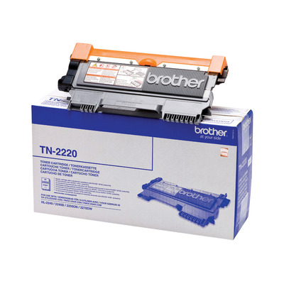 Brother toner: Zwarte tonercartridge