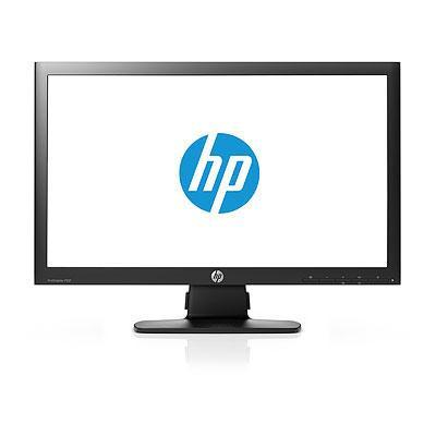 HP ProDisplay P221 monitor - Zwart