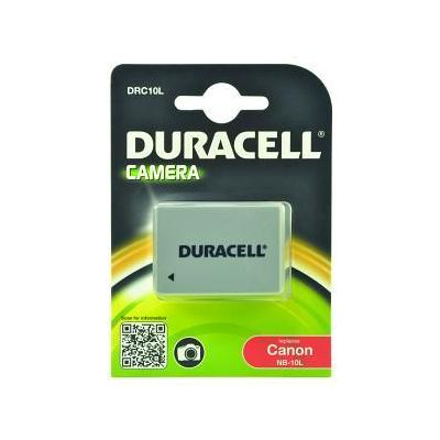 Duracell batterij: 7.4V 820mAh - Wit
