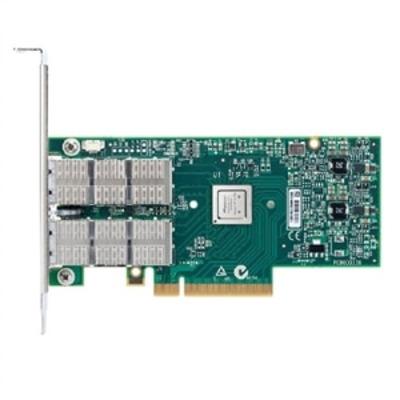 DELL 540-BBOZ Netwerkkaart - Groen, Roestvrijstaal
