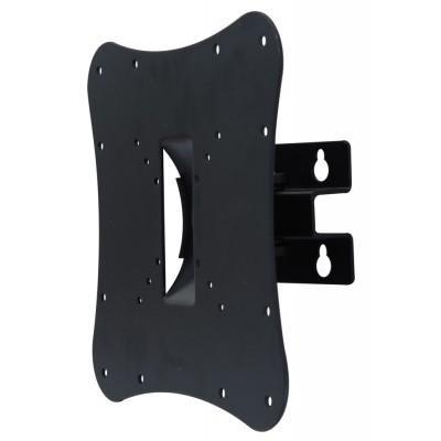 """Techly Wall Bracket for 23-37"""" TV LED LCD 1 joint Black ICA-LCD 2800B Montagehaak - Zwart"""