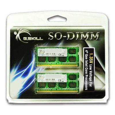 G.Skill F3-1333C9D-16GSL RAM-geheugen