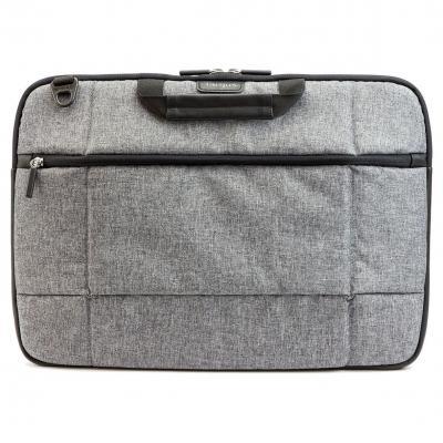 Targus laptoptas: Strata Pro - Zwart, Grijs