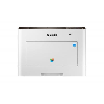 Samsung laserprinter: ProXpress A4 Kleuren Multifunction  (30 ppm) C3010ND - Wit